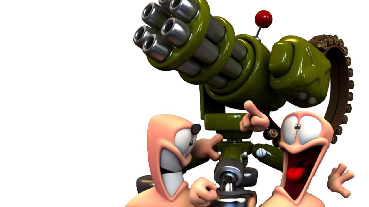 Worms 2: Armageddon disponibile per iPhone e iPad