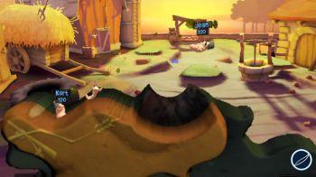 Worms Revolution Extreme annunciato per PSVita