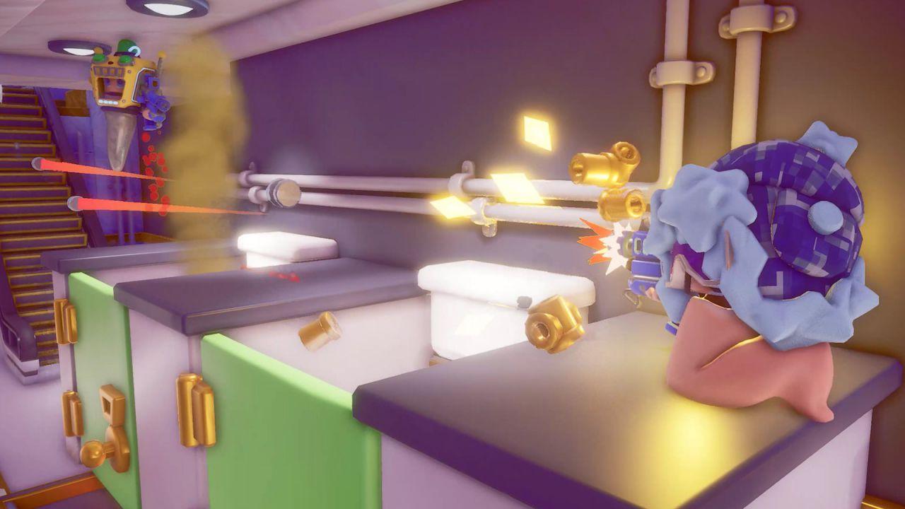 Worms Rumble, avvistata la lista Trofei: leak per il gioco gratis con PS Plus