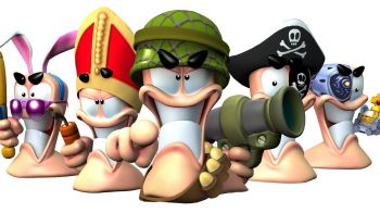 Worms: la serie ha venduto 70 milioni di copie