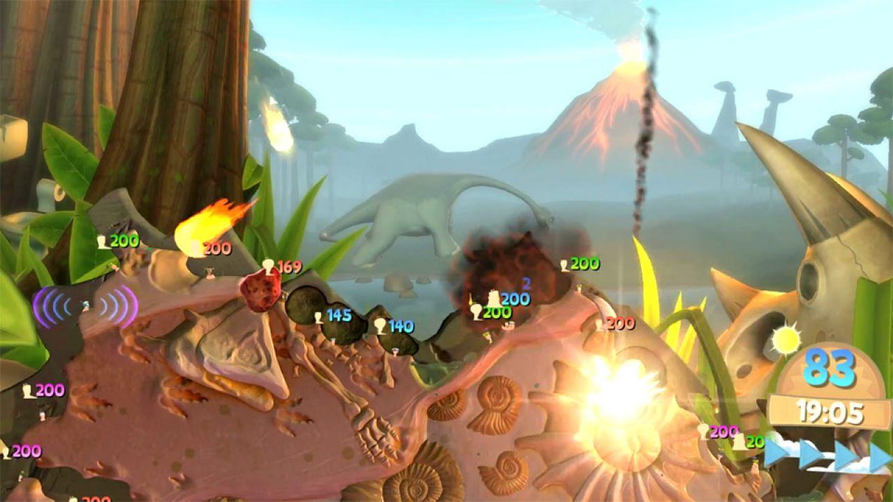 Worms: Team17 ha rischiato di perdere l'IP negli anni 90