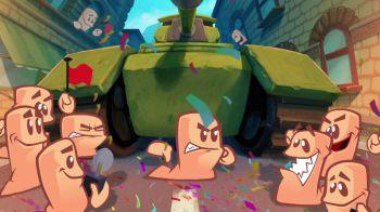 Worms W.M.D: un trailer mostra il sistema di crafting