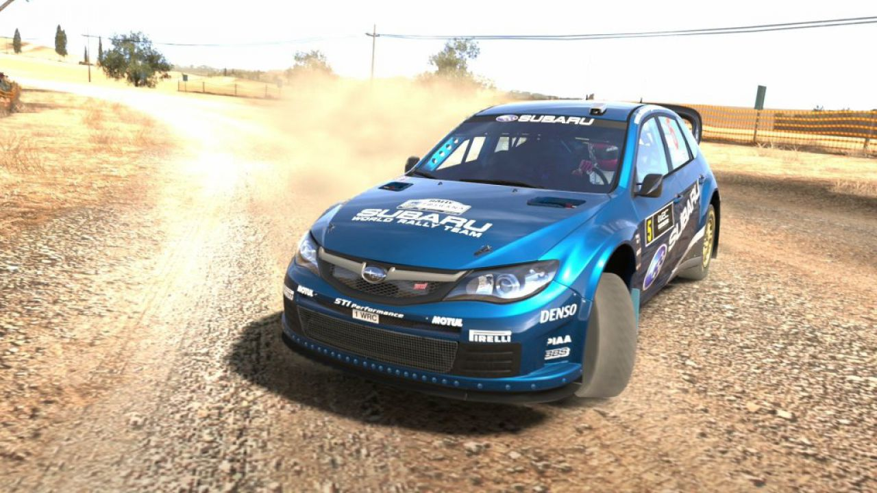 WRC 5 gareggerà anche di notte