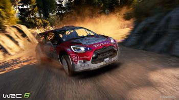 WRC 6 annunciato per PC, PS4 e Xbox One