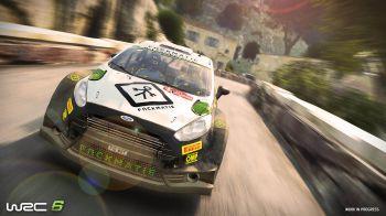 WRC 6 è disponibile dal 7 Ottobre per PC, Xbox One e PS4