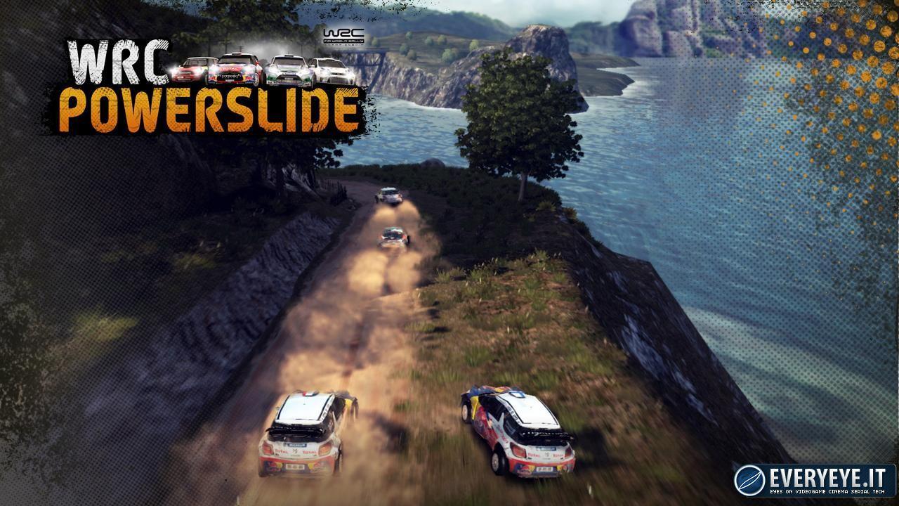 WRC Powerslide: Acropolis Rally arriva con un contenuto doppio
