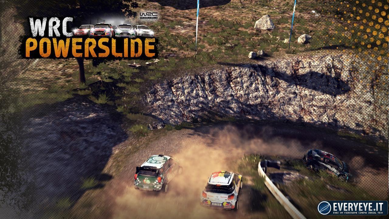 WRC Powerslide disponibile da oggi su PSN