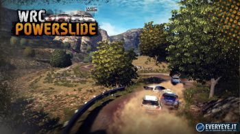 WRC Powerslide disponibile su PC