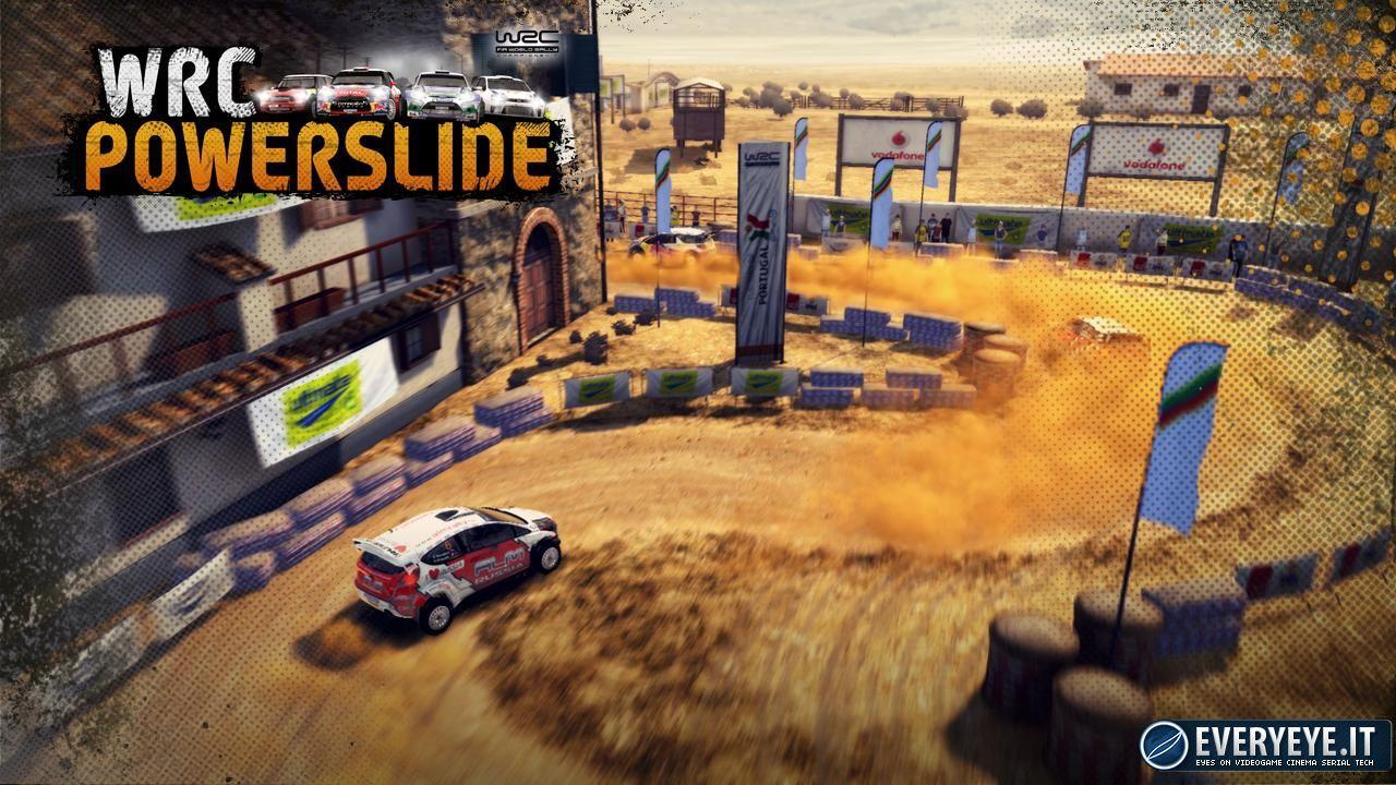 WRC Powerslide: disponibili nuovi screenshot