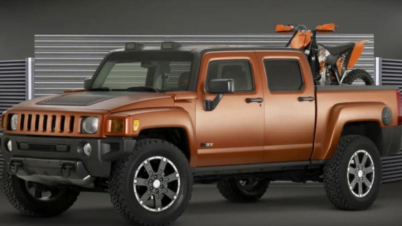 WSJ: Hummer sta per ritornare con un pick-up 100% elettrico