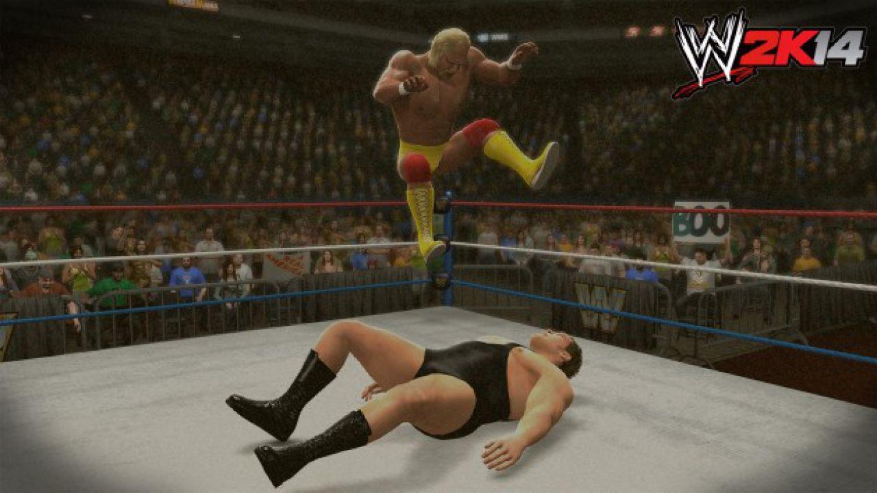 WWE 2K14: Oggi sarà ufficializzata la presenza di The Ultimate Warrior?