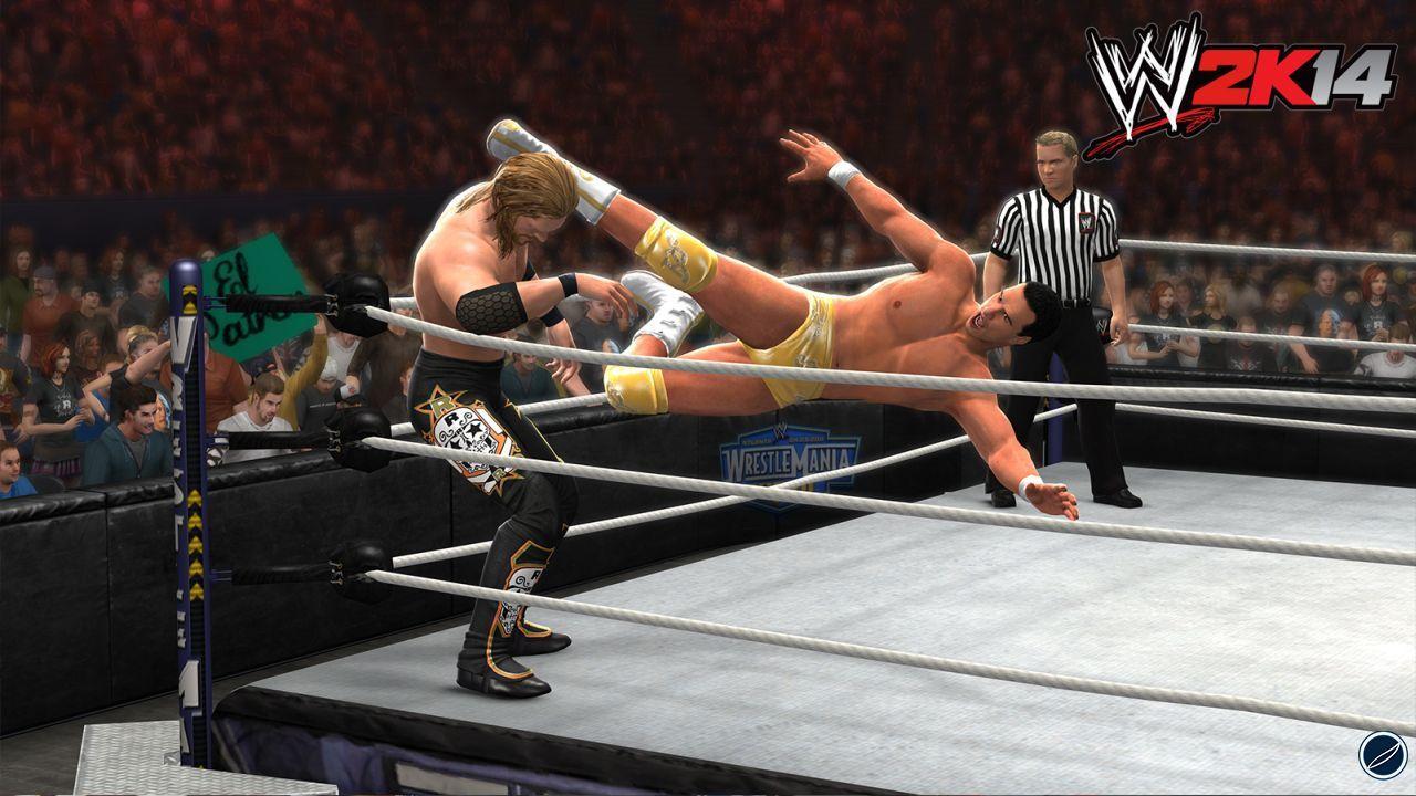 WWE 2K14: pubblicate nuove immagini