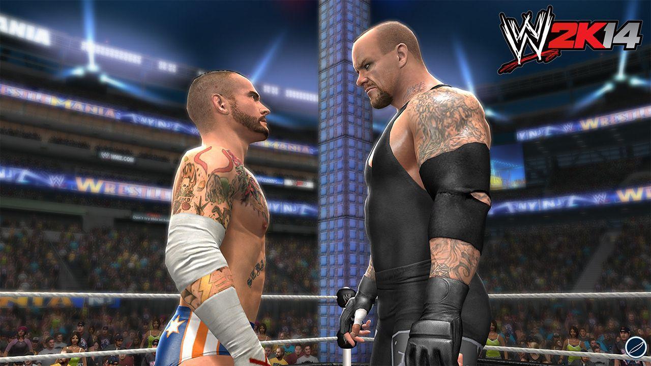 WWE 2K14: pubblicato il trailer di lancio