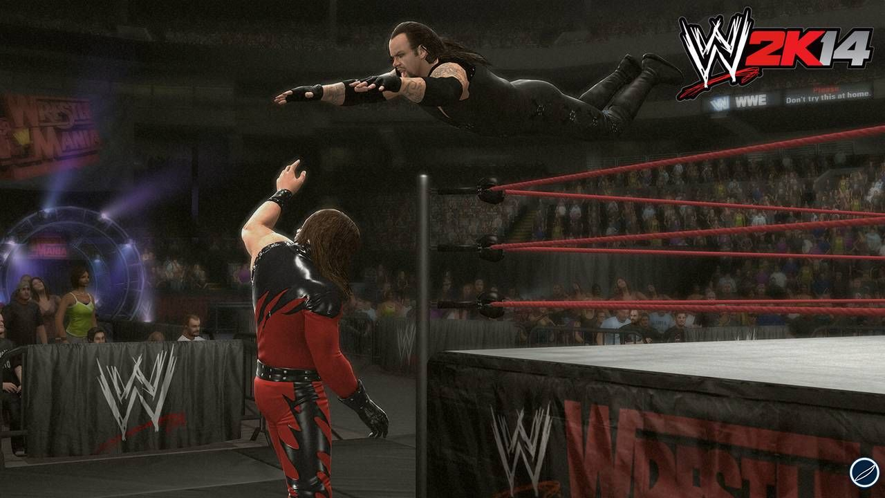 WWE 2K14: Screenshot per la Phenom Edition