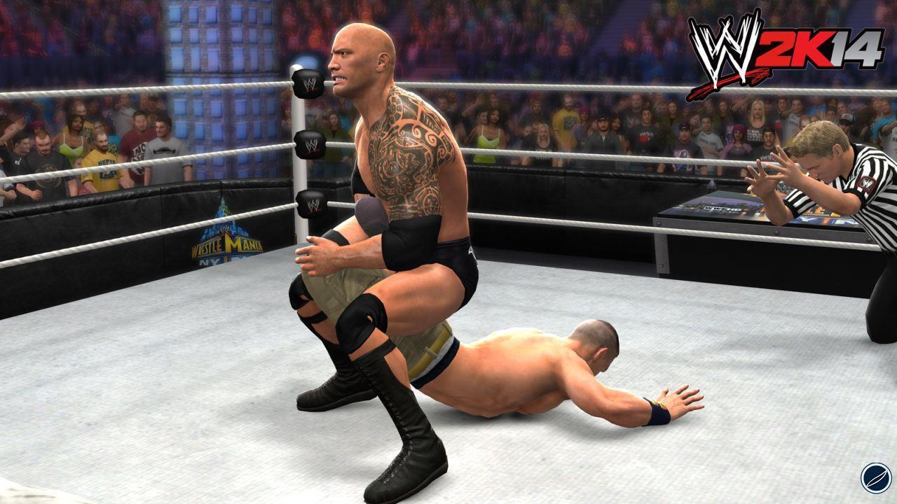 WWE 2K14: svelato il roster completo