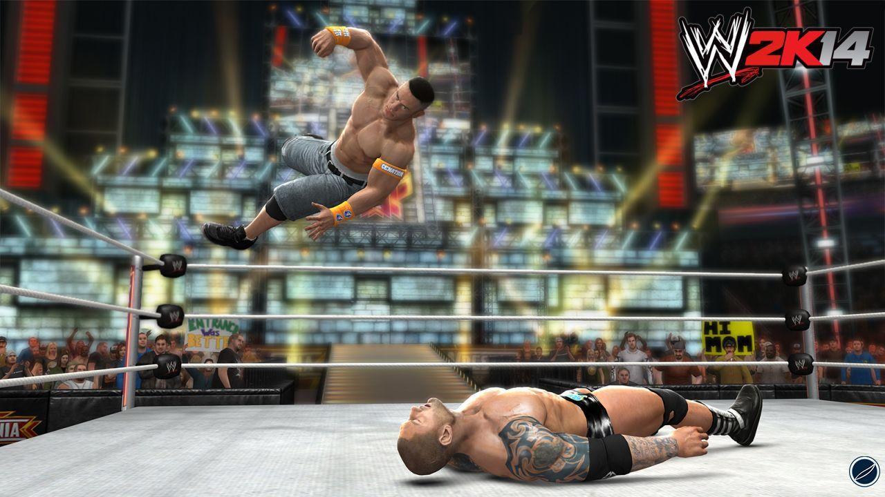 WWE 2K14: The Ultimate Warrior promuove il gioco