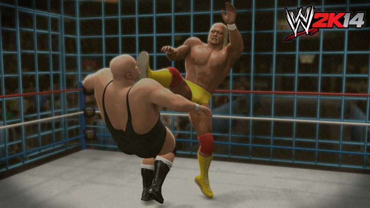 WWE 2K14: Ultimate Warrior disponibile con il preorder