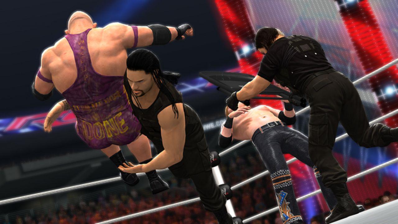 WWE 2K15 arriverà anche su PC