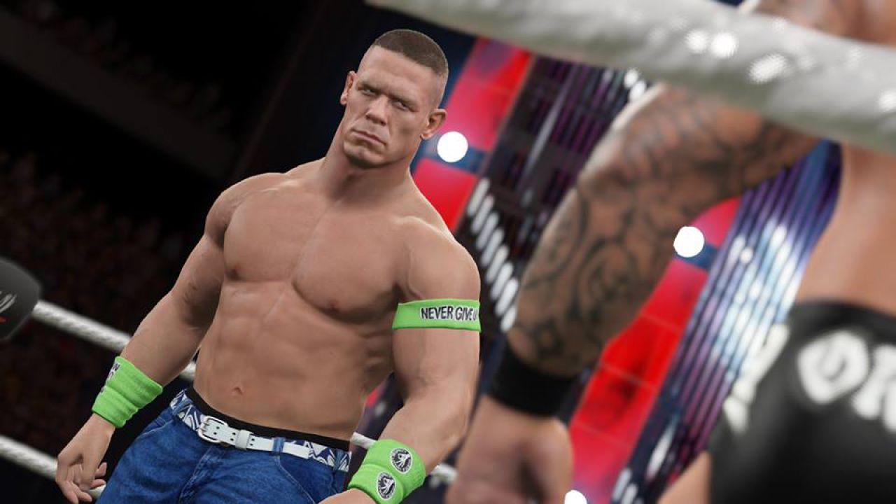 WWE 2K15 - Gameplay Live - Replica 28/11/2014