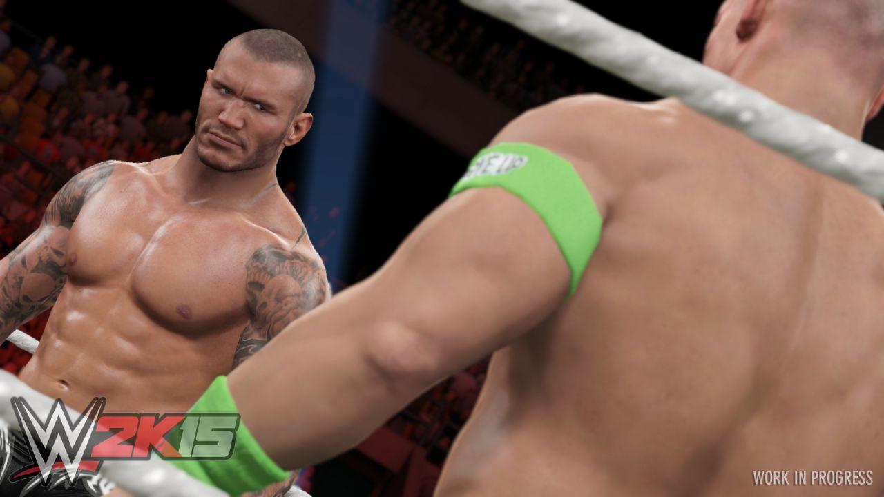 WWE 2K15 supporta le mod su PC