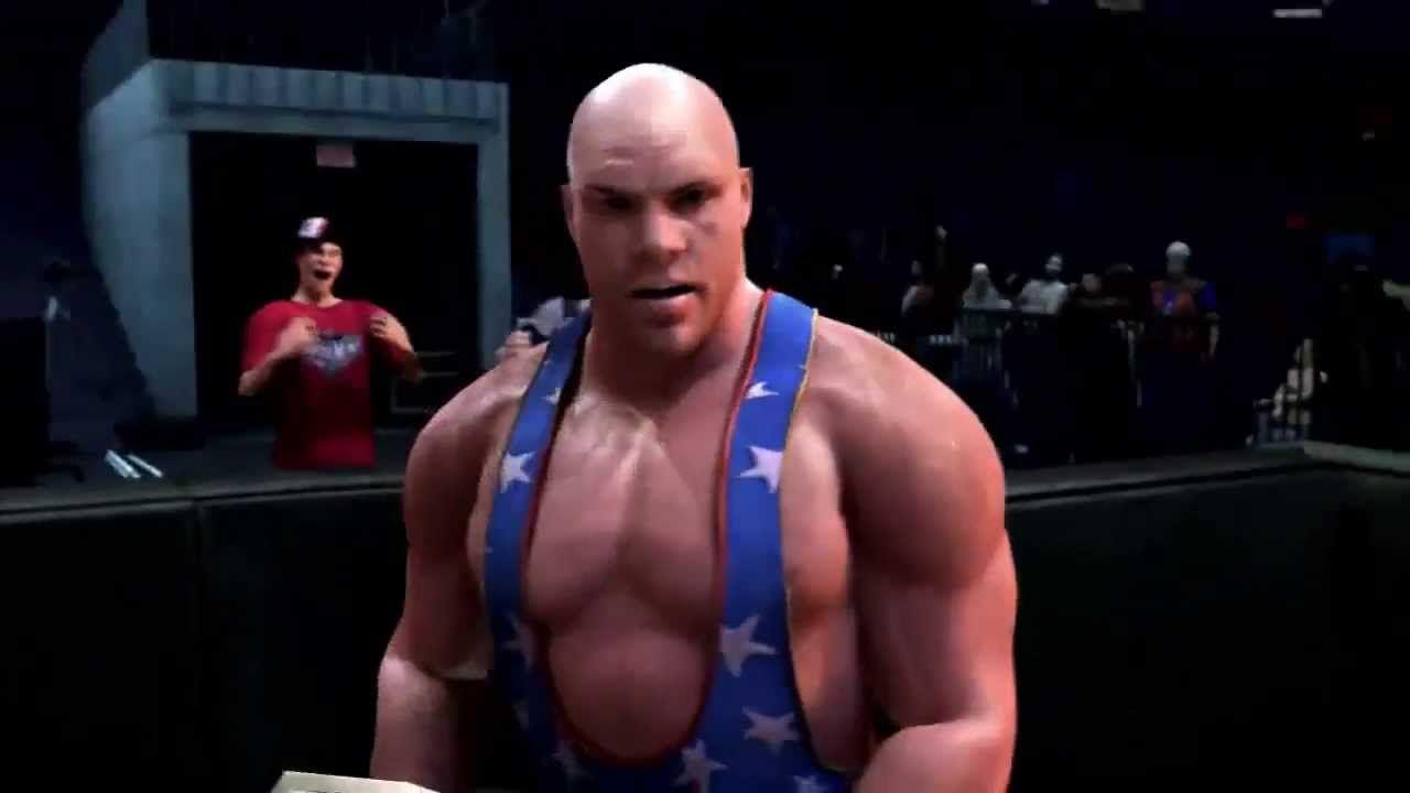 WWE 2K15: svelati i contenuti del DLC Hall of Pain