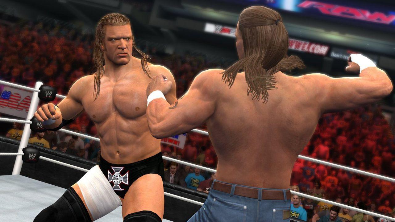WWE 2K15: svelato il peso dell'edizione digitale