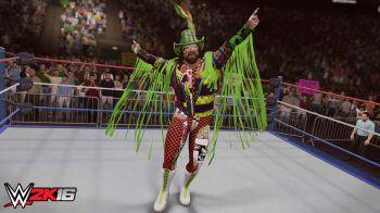 WWE 2K16: Disponibile da ora il DLC Hall of Fame Showcase