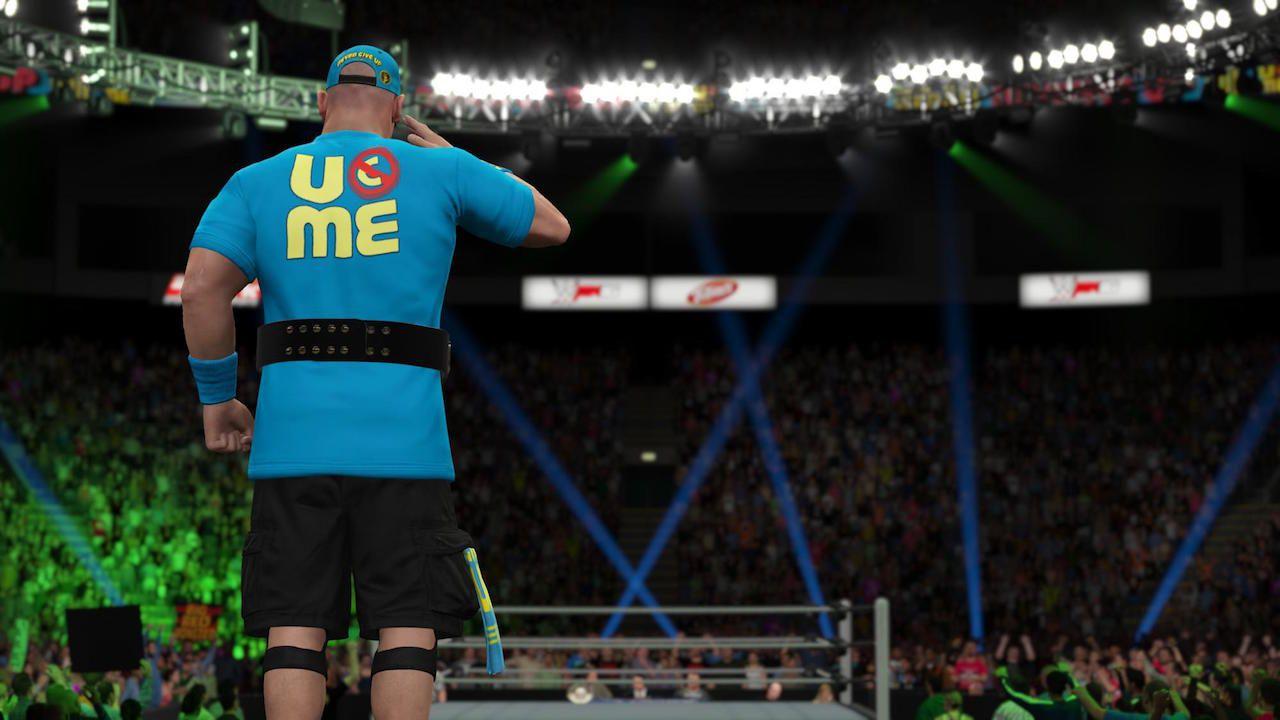 WWE 2K16: Il DLC 'Astri nascenti' corrompe i salvataggi