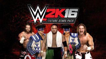 WWE 2K16: un trailer per il DLC 'Astri nascenti'