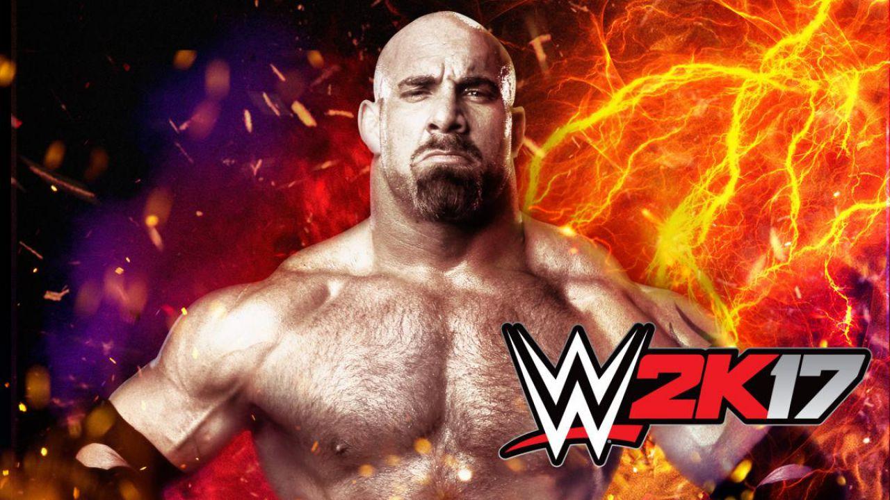 WWE 2K17: annunciata la Collector's Edition