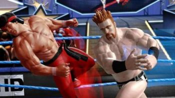 WWE All Stars: Kane vs Andre the Giant, match completo