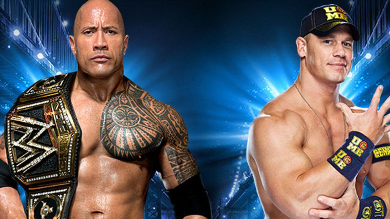 WWE: John Cena furioso per la scelta di far vincere The Rock nel Wrestlemania 28