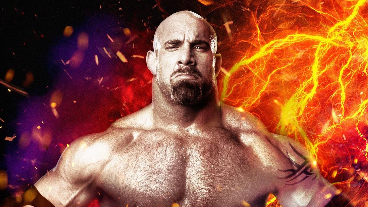 WWE,  ecco perché Goldberg è apparso al Thunderdome