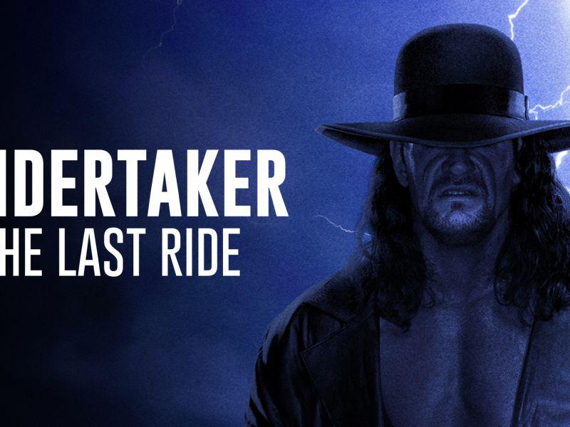 WWE, ecco quando uscirà la nuova puntata di The Undertaker: The Last Ride