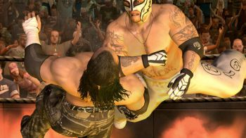 WWE SmackDown! VS. RAW 2009 combatte in video