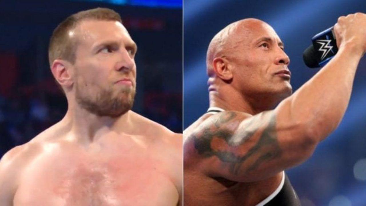 WWE: The Rock accetta la sfida del wrestler Daniel Bryan