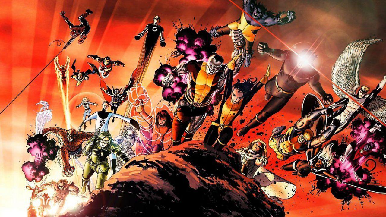 X-Men 9: nella serie assistiamo all'incoronazione di un nuovo re di un impero alieno