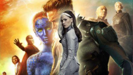 X-Men - Giorni di un futuro passato - The Rogue Cut, Uomo Ghiaccio aiuta Rogue nella nuova foto