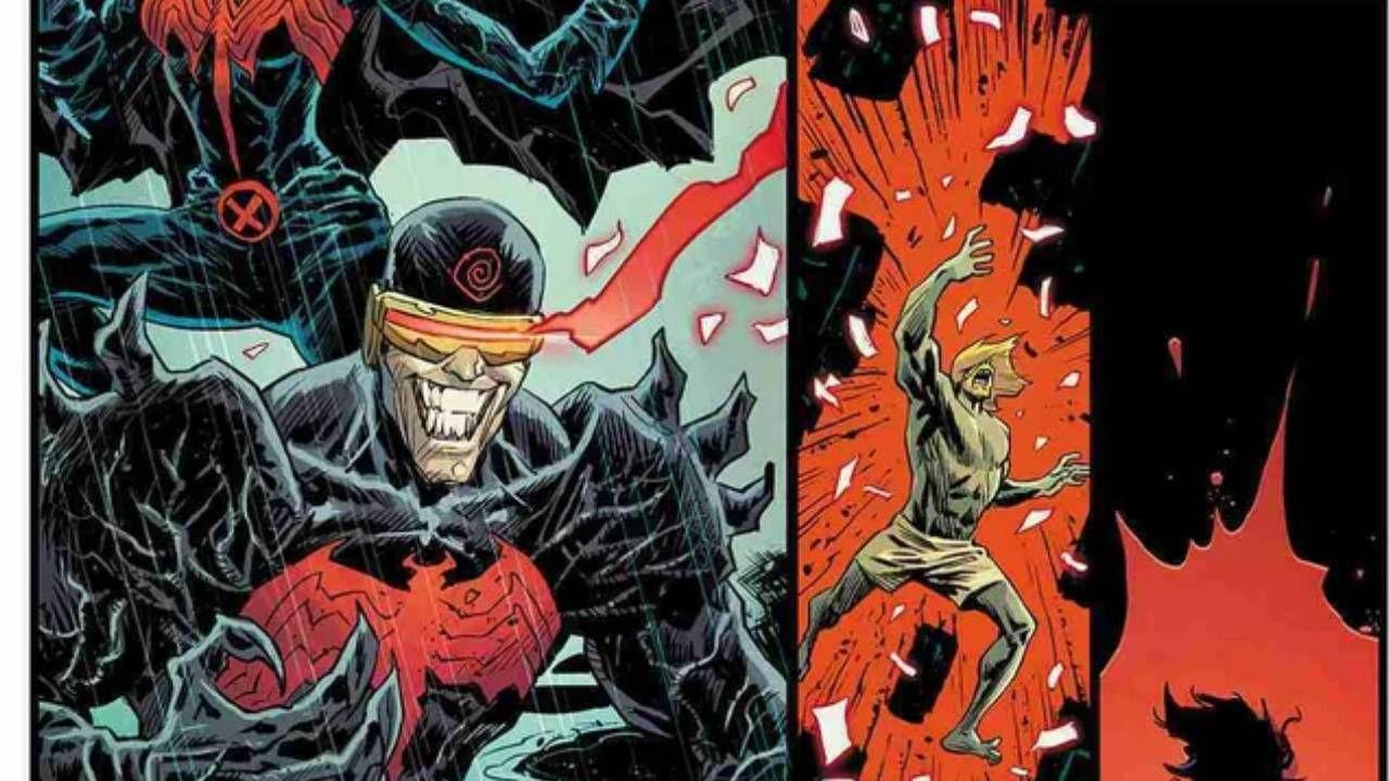 X-Men, i mutanti si uniscono allo scontro in King in Black: Marauders