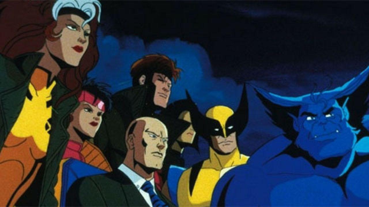 X-Men, un personaggio della serie animata ha cambiato nome a causa della DC Comics