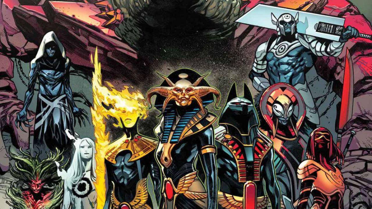 X-Men X of Swords: il fumetto ci mostra l'incredibile battaglia di Gorgon