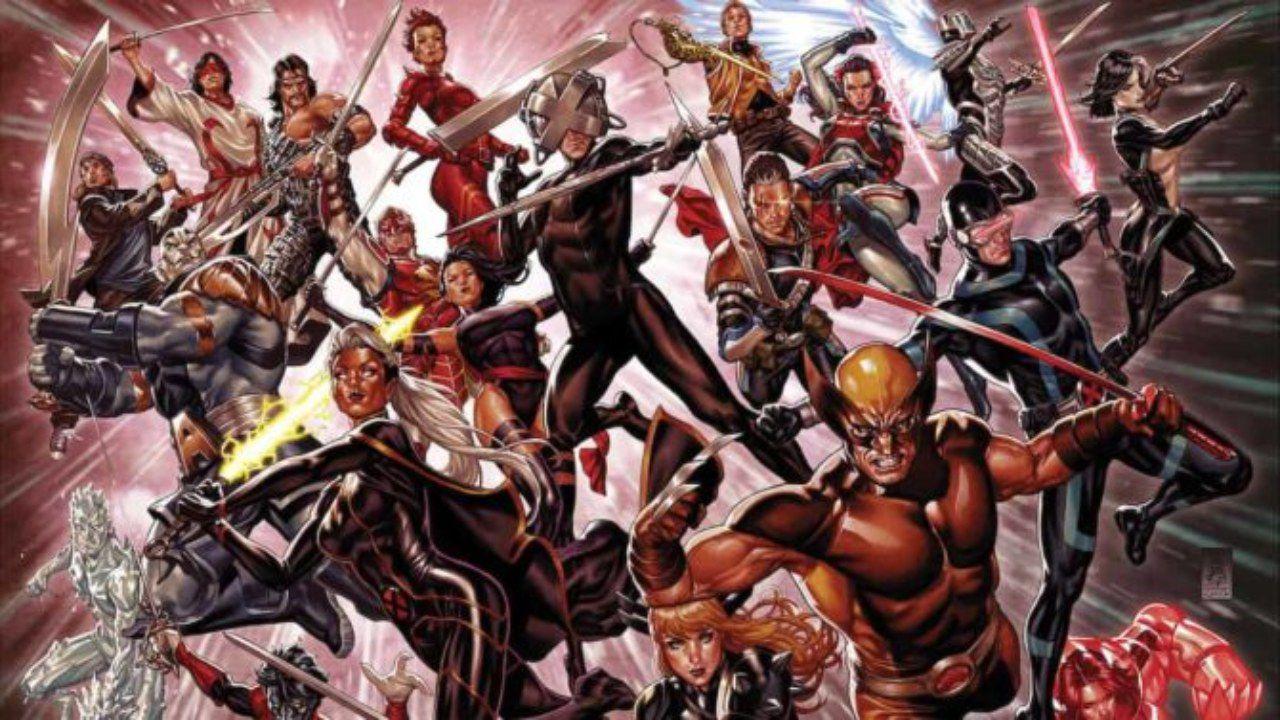 X-Men: X of Swords, lo scioccante matrimonio tra due protagonisti