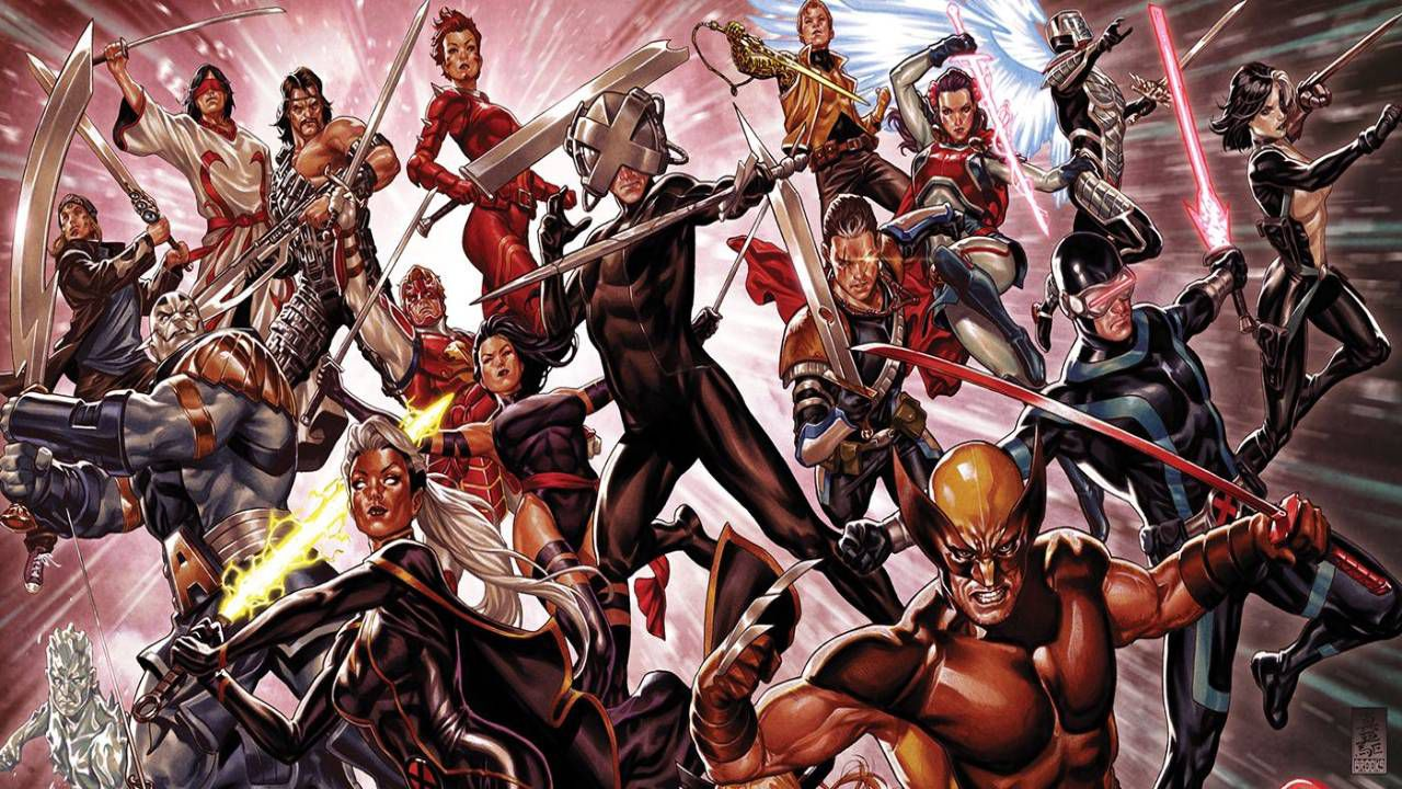 X-Men: X of Swords è strettamente legato a una precedente serie Marvel, quale?