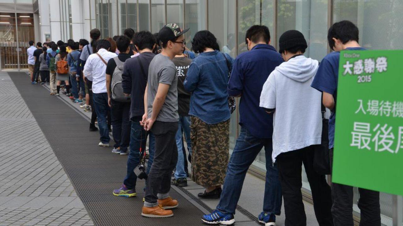 Xbox Fanfest: discreto successo per l'evento di Osaka