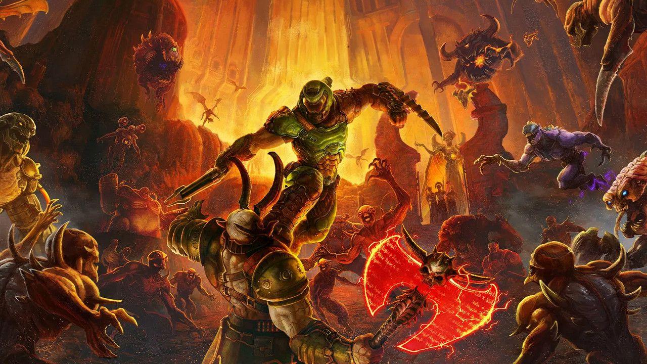 Xbox Game Pass: in arrivo gratis DOOM Eternal? Microsoft alimenta le speranze
