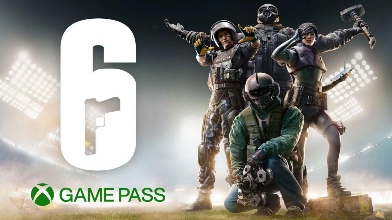 Xbox Game Pass: Rainbow Six Siege Deluxe Edition è ora disponibile