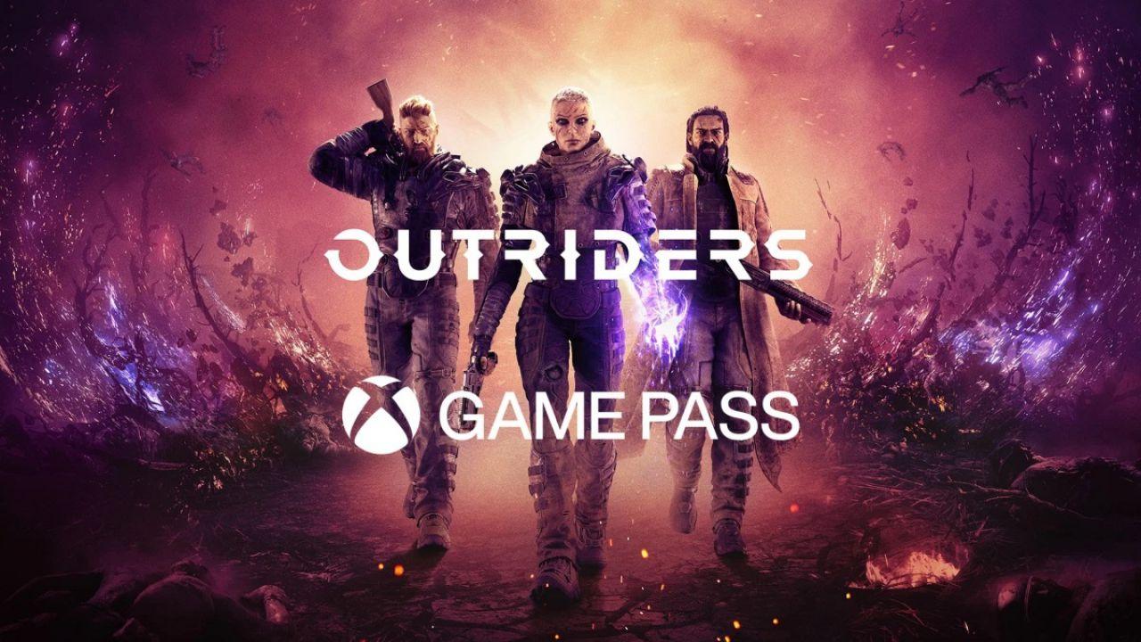 Xbox Game Pass, è ufficiale: Outriders è gratis per gli abbonati su Xbox One e Series X/S!