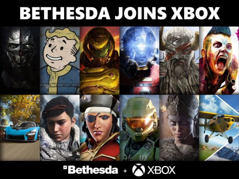 Xbox Game Studios, full collaboration between teams: new freedom for Bethesda?