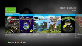Xbox Live Indie Games: il servizio chiuderà nel 2017
