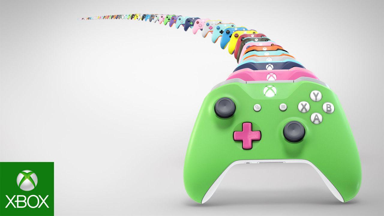 Xbox One: Design Lab e controller Elite personalizzato per Gears of War 4
